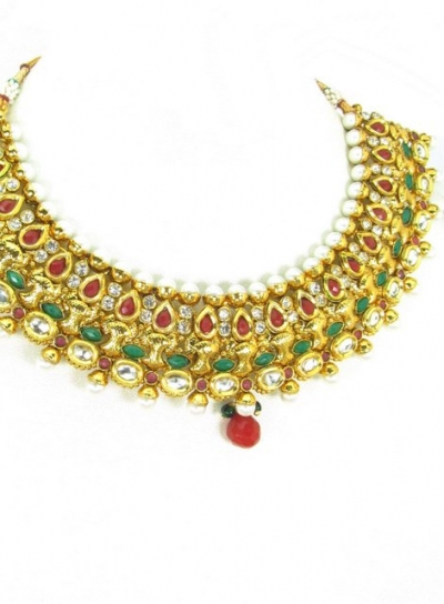 Polki Necklaces 71076