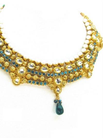 Polki Necklaces 71069