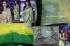 Shilpa shetty green nach baliye saree