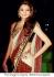 Anushka sharma White & Red Beauty saree