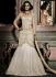 Goodness Off White Net Designer Anarkali Suit
