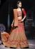 Decency Red Georgette Designers Lehenga Choli