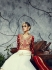 Ethnic Off White Russel Net Lehenga Choli
