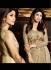 Ravishing Shilpa Shetty Beige Party Party wear Anarkali Suit