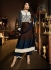 Shilpa Shetty Satin Designer Suit