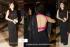 Dharsti Dhami Black sequins saree