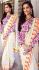 Sonam Kapoor beige color silk georgette Bollywood Saree