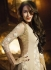 Malaika Arora Khan Georgette Beige and Cream Designer Suit