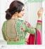 Ayesha takia Eid Special green Anarkali Suit