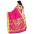 Nandani Silk Mordern Paisley Rich Zari Pallu Art saree-Rani