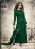 Priyanka Chopra Party wear Suit in Green color