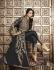 Malaika Arora Khan Resham Work black Designer Suit