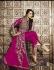 Malaika Arora Khan Resham Work Rani Designer Suit