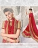 Party-wear-Maroon-Red-color-saree