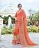 Party-wear-Peach4-color-saree
