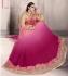 Party-wear-pink-peach-color-saree