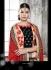 Party-wear-red-black-5-color-saree