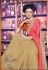 Party-wear-beige-red-11-color-saree
