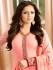 Drashti Dhami pink color georgette party wear kameez