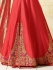 Drashti Dhami pink color tapeta silk party wear ghaghra