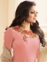 Drashti Dhami pink color georgette party wear anarkali kameez