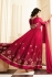 Ayesha Takia pink color georgette anarkali