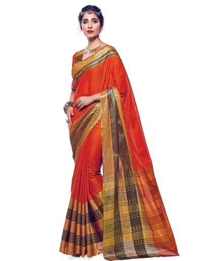 Shayma Cotton Saree