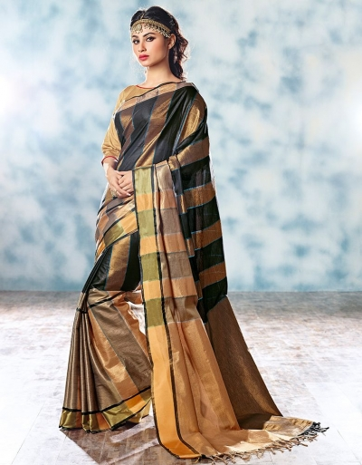 Khaleesa Designer Cotton Saree