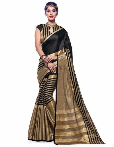 Ora Designer Wear Cotton Saree