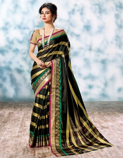 Cheena Designer Cotton Saree