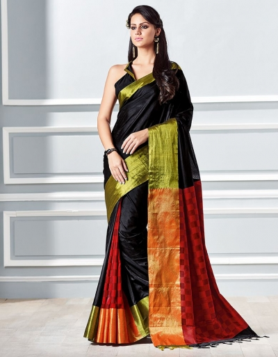 Lacey Cotton Sarees