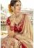 Red Colored Embroidered Art Silk Bridal Lehenga Choli 1311