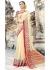 Off White Colored Woven Art Silk Officewear Saree 5207