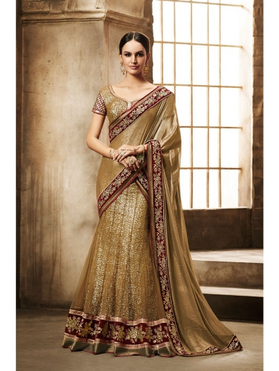 Party Wear Saree 5033