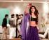 Priyanka chopra puple colour lehenga