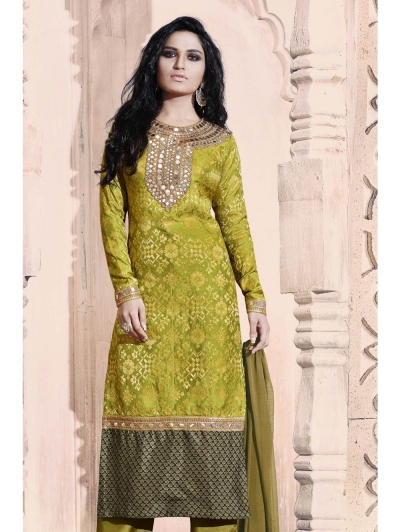 Party Wear Suits 1037A