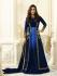 Kareena Kapoor blue georgette straight cut salwar kameez