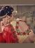 Chiku banarasi wedding lehenga choli
