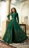 Drashti Dhami Bottle green color georgette party wear anarkali kameez