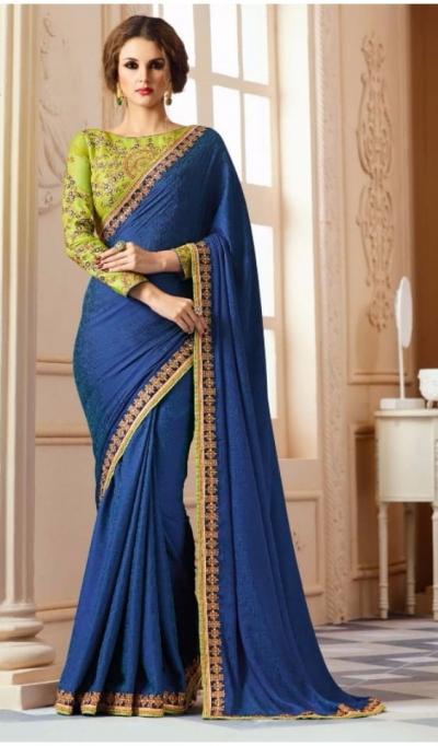 Party-wear-blue-designer-sarees-30002