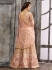 Light Pink color wedding wear Lehenga Choli