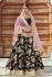Indian Dress Black Color Bridal Lehenga 1103