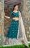 Indian Dress Green Color Bridal Lehenga 1003