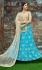 Indian Dress Green Color Bridal Lehenga 1006