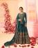 Drashti Dhami Green silk wedding anarkali 2208