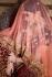 Maroon peach Silk Indian Wedding wear lehenga choli 1201