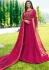 Bollywood Prachi Desai Pink Georgette Indian wedding anarkali 8078