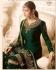 Drashti Dhami green wedding sharara suit 2505