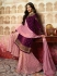 Amyra Dastur Purple Indian sharara style wedding suit 4007