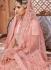 Onion pink net Indian wedding lehenga choli 4605